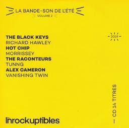 Les Inrockuptibles : La bande-son de l'été. Volume 2 | Divers. Musicien