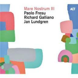 Mare nostrum III | Fresu, Paolo (1961-....). Compositeur. Trompette