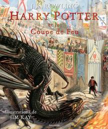 Harry Potter et la coupe de feu. 4, Harry Potter / J. K. Rowling   Rowling, Joanne Kathleen (1965-....). Auteur