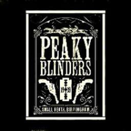 Peaky blinders | Divers. Musicien