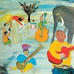 Music from big pink | The Band. Compositeur. Parolier. Musicien. Chanteur