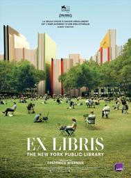 Ex Libris : The New York Public Library | Wiseman, Frederick (1930-....). Metteur en scène ou réalisateur