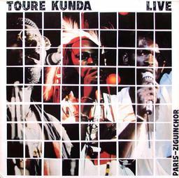 Live : Paris-Ziguinchor | Touré Kunda. Compositeur. Parolier. Musicien. Chanteur
