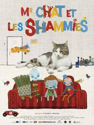 Mr Chat et les Shammies | Jansons, Edmunds. Metteur en scène ou réalisateur