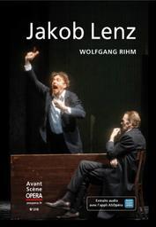 L'Avant-scène opéra. 310, Jakob Lenz | Rihm, Wolfgang (1952-....). Compositeur