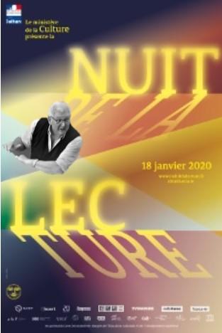 Nuit de la lecture à Ligny-en-Barrois |