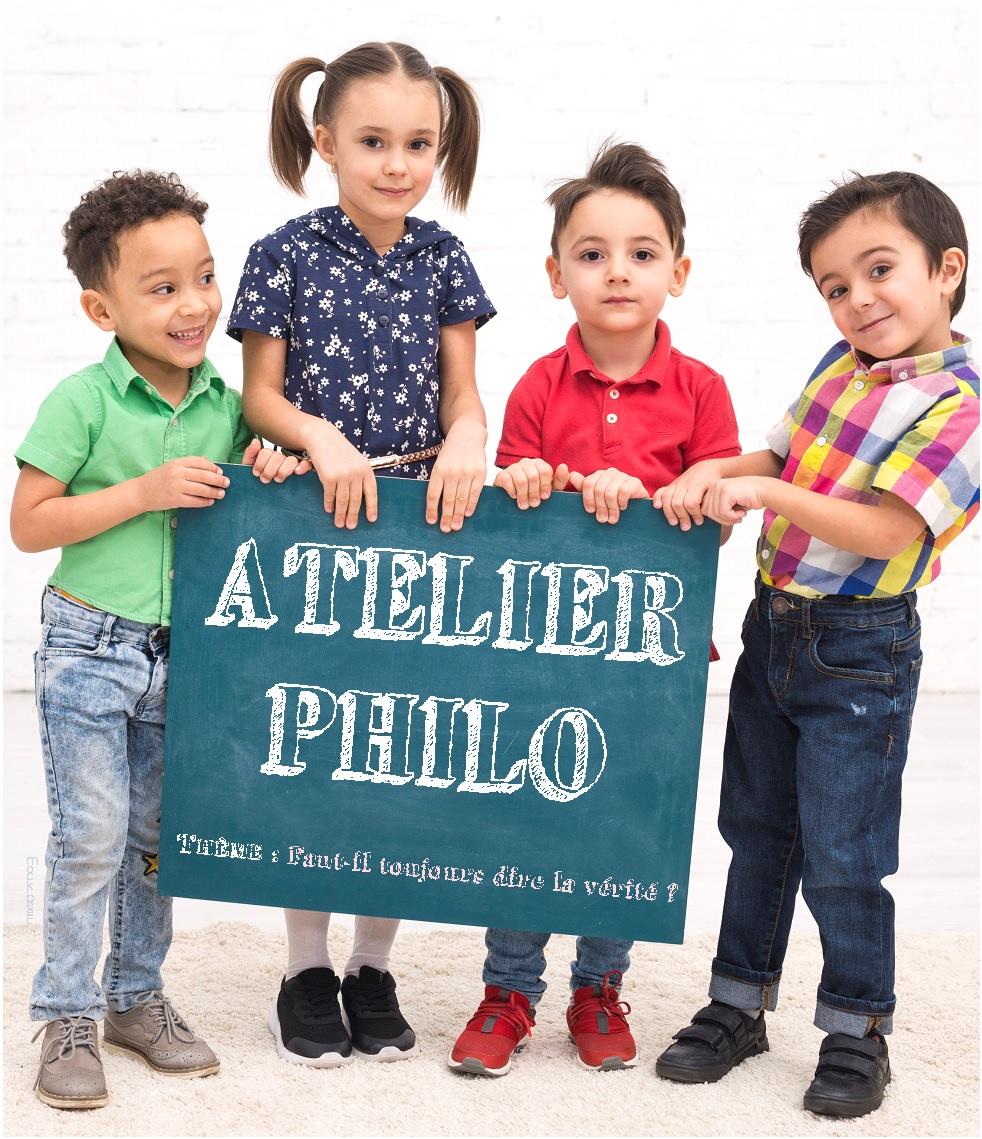 Atelier philo |