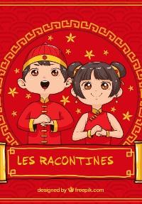 Destination la Chine... |