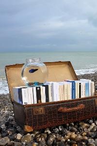 Concours photo : des livres en vacances |