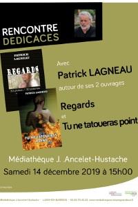 Rencontre avec Patrick Lagneau |