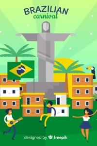 Cap sur le Brésil |