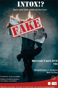 Luttons contre les fake news ! |